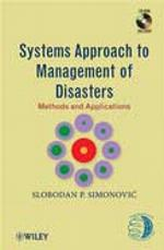 Dr. Slobodan P. Simonovic: The main goal of this text is to introduce the systems approach to the disaster management community as an alternative approach that can provide support for interdisciplinary activities involved in the management of disasters. The systems approach draws on the fields of operations research and economics to create skills in solving complex management problems.