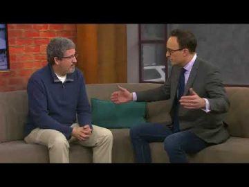 ICLR's McGillivray on last-minute actions to reduce flood damage (CP24 - January 12, 2018)